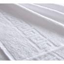 Полотенце «ОТЕЛЬ» белое 70*140 плотность 500 гр. Турция
