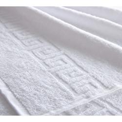 Полотенце «ОТЕЛЬ» белое 50*90 плотность500 гр. Турция