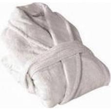 Халат махровый (белый) р.52-54 плотность 420 гр.